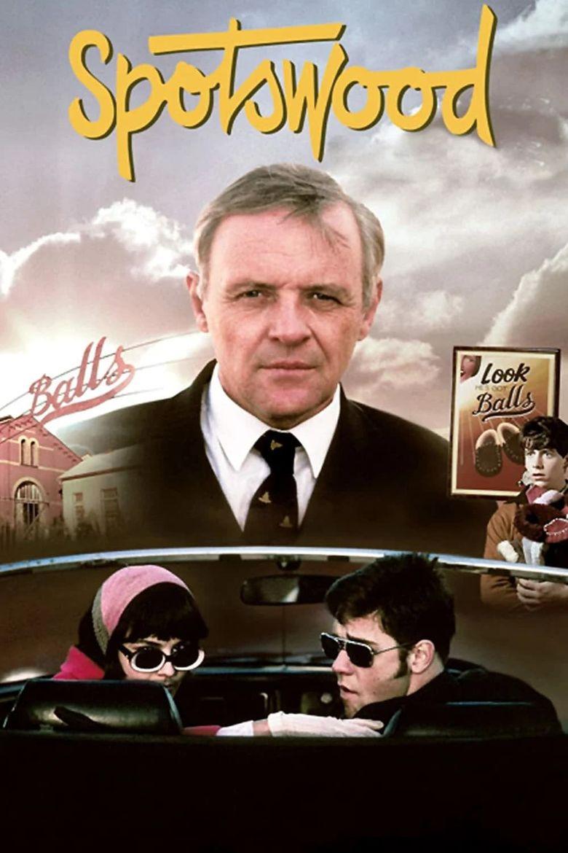 Spotswood Poster