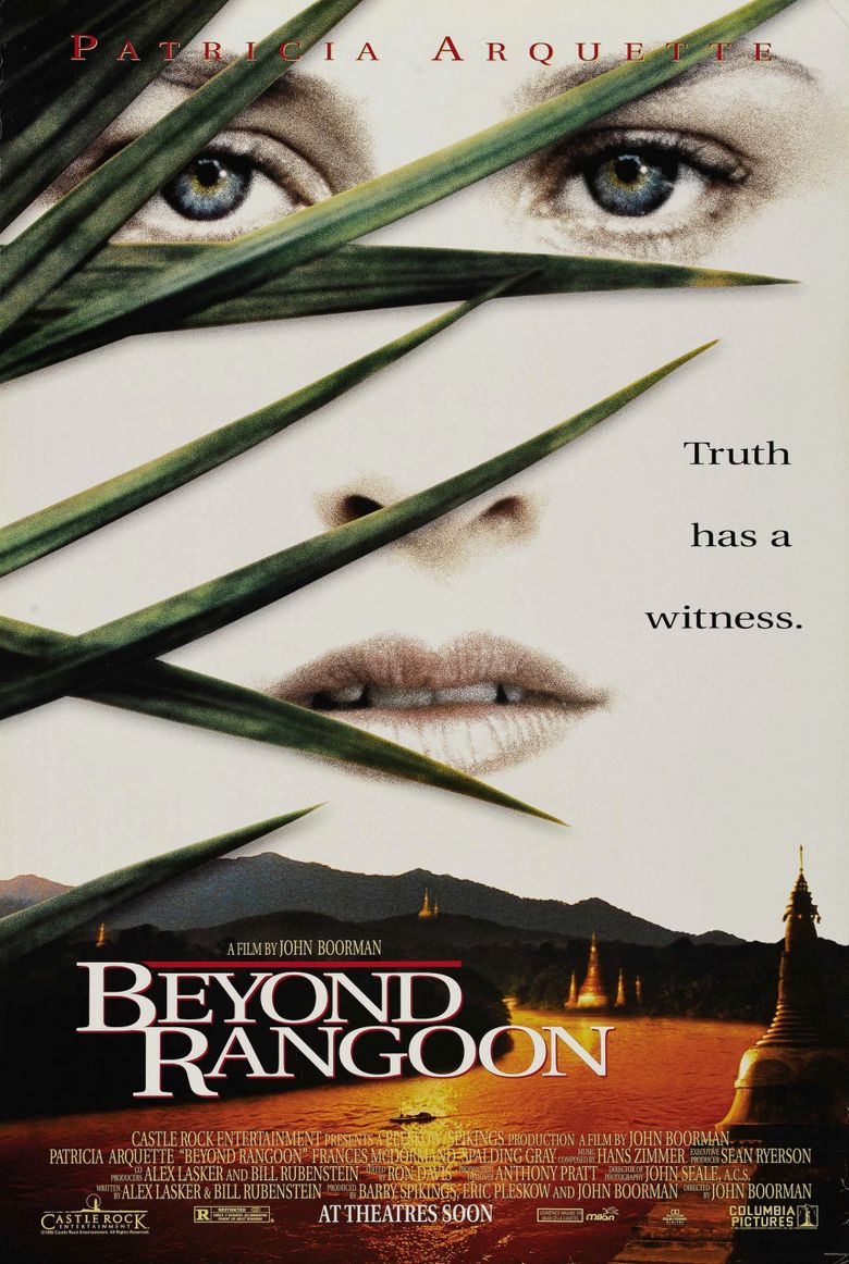 Beyond Rangoon Poster