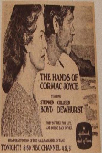 The Hands of Cormac Joyce Poster