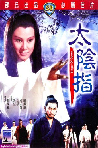 Finger of Doom Poster