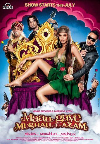 Maan Gaye Mughal-e-Azam Poster