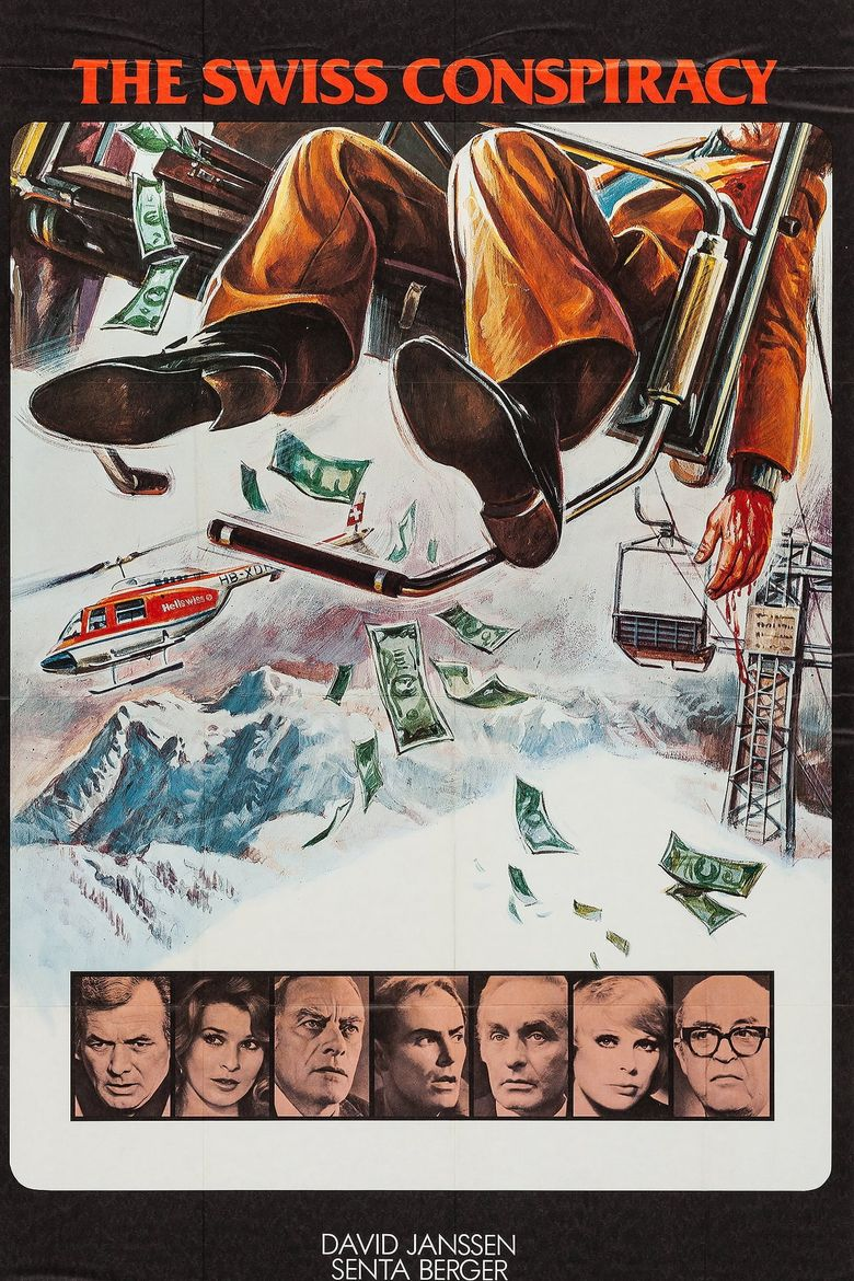 The Swiss Conspiracy Poster