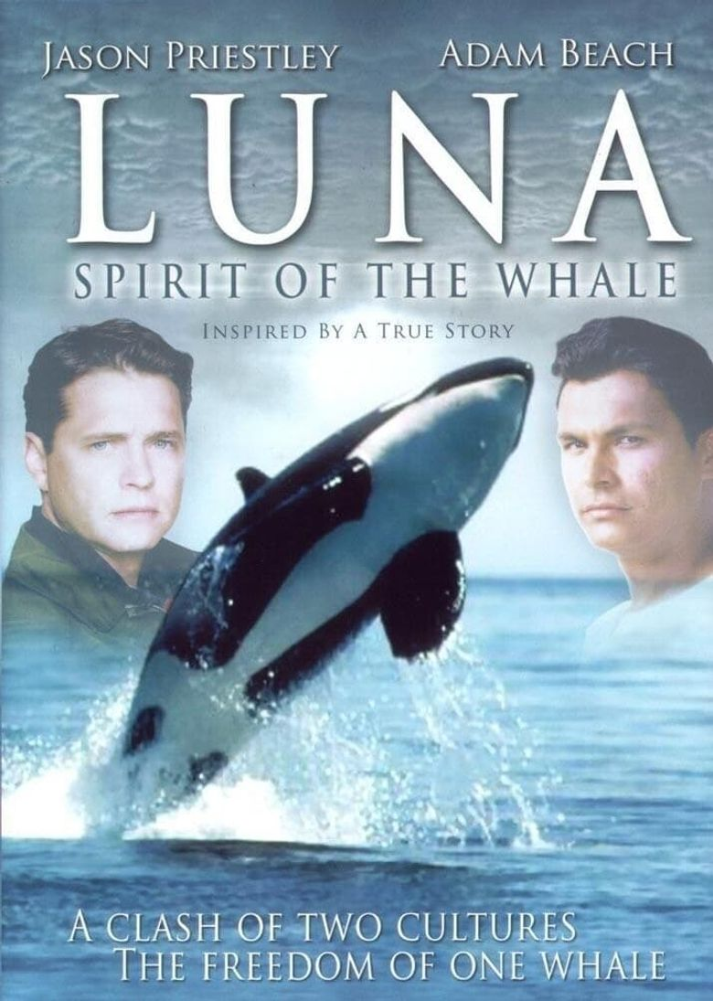 Luna: Spirit of the Whale Poster