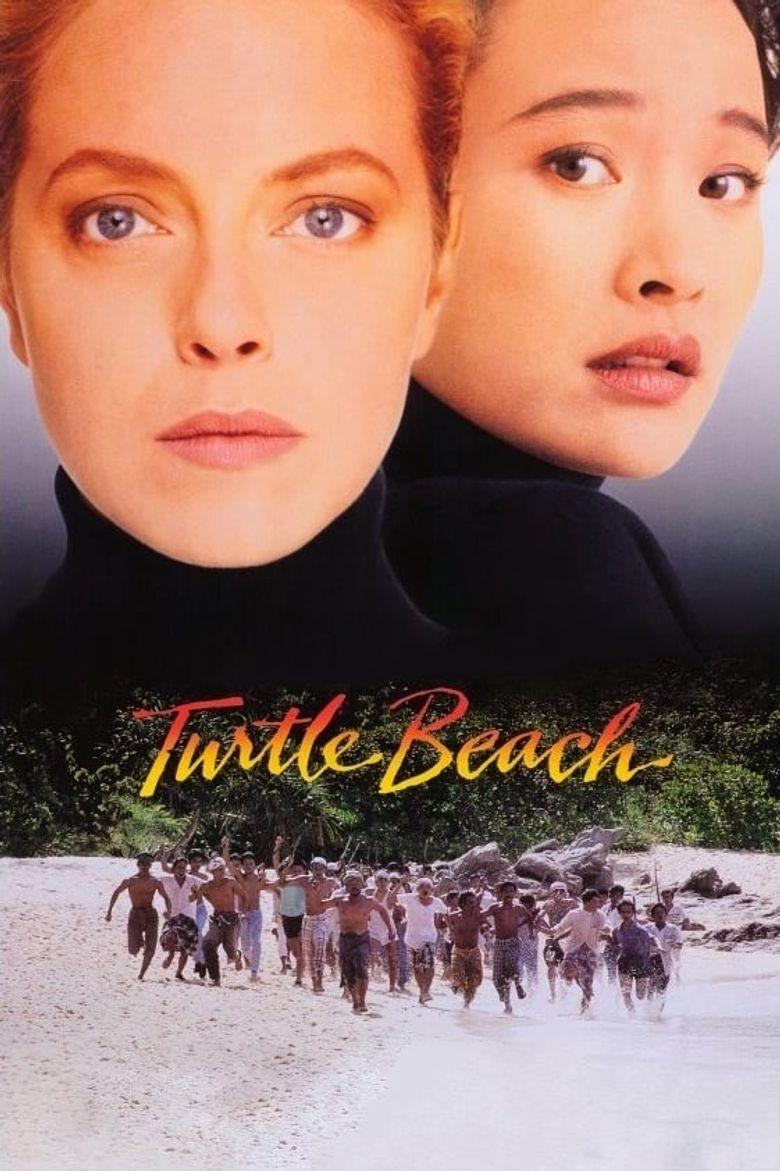 Turtle Beach Poster