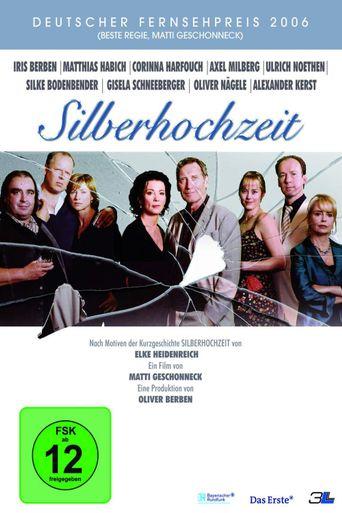 Silberhochzeit Poster