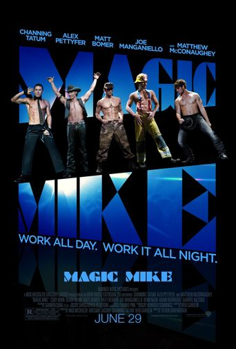 Watch Magic Mike