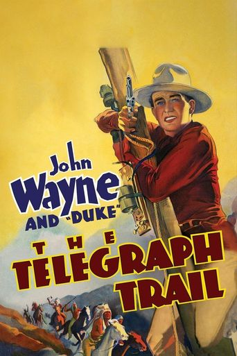 The Telegraph Trail Poster