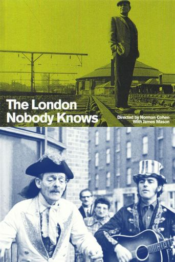The London Nobody Knows Poster