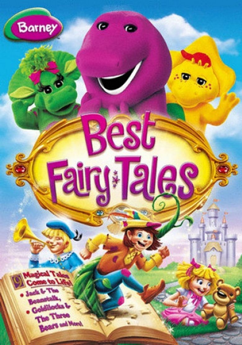 Barney: Best Fairy Tales Poster