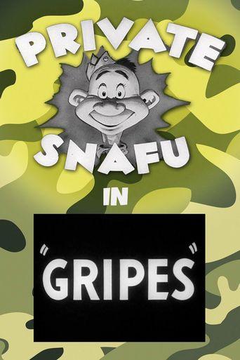 Gripes Poster