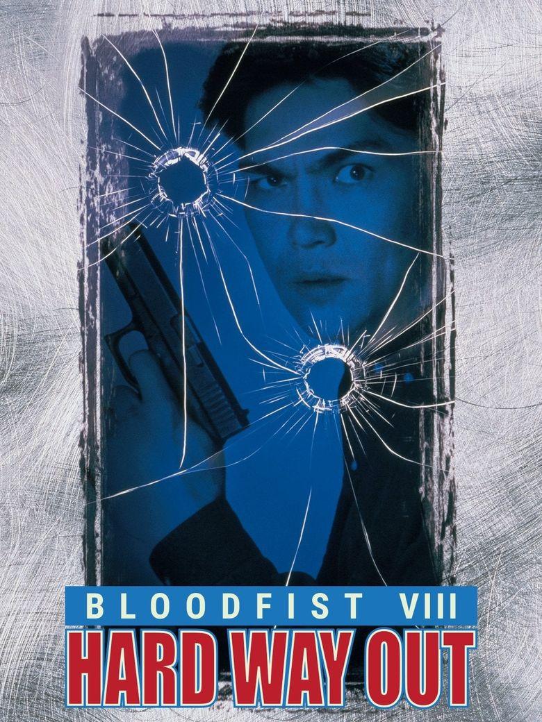 Bloodfist VIII: Trained to Kill Poster