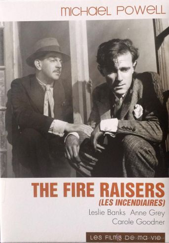 The Fire Raisers Poster