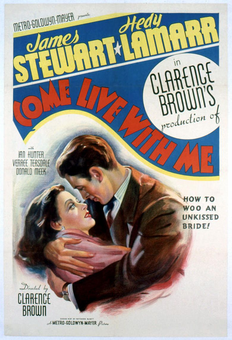Come Live with Me Poster