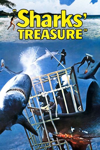 Sharks' Treasure Poster
