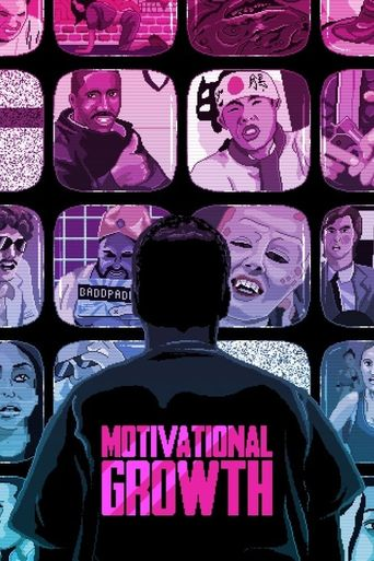 Motivational Growth Poster