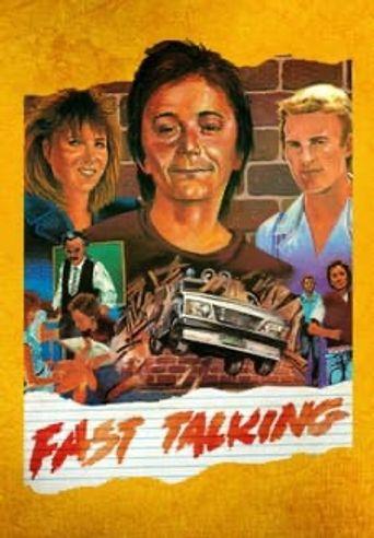 Fast Talking Poster