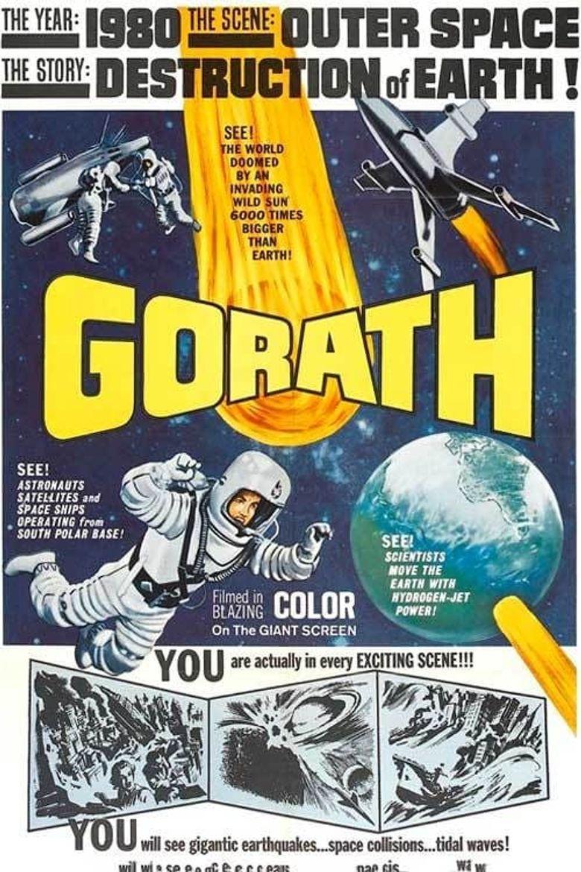 Gorath Poster