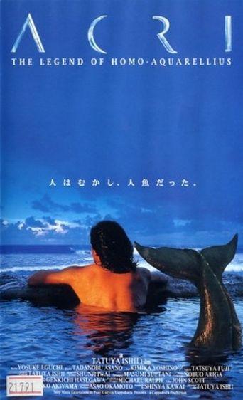 The Legend of Homo-Aquarellius Poster