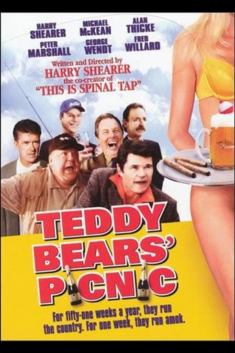 Teddy Bears' Picnic Poster