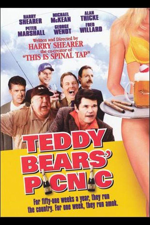 Teddy Bears' Picnic Poster