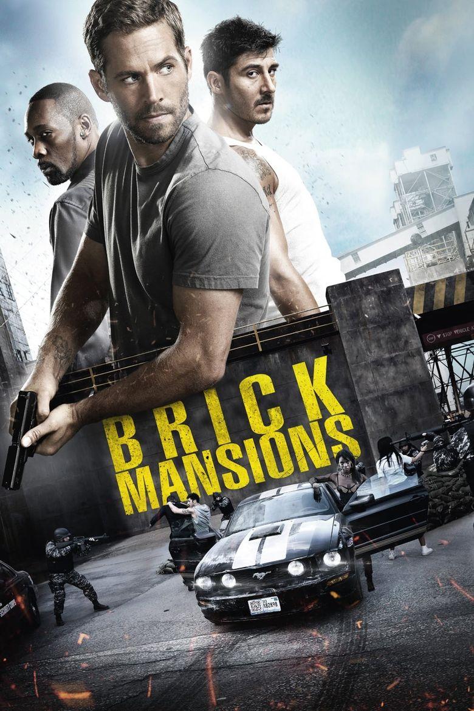 Watch Brick Mansions