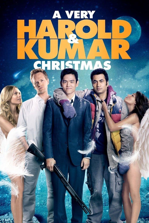 A Very Harold & Kumar Christmas Poster