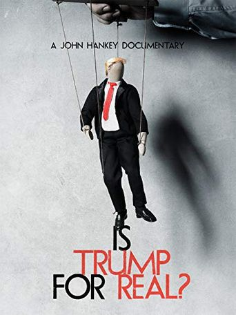 The Real History Channel: Is Trump for Real? Poster
