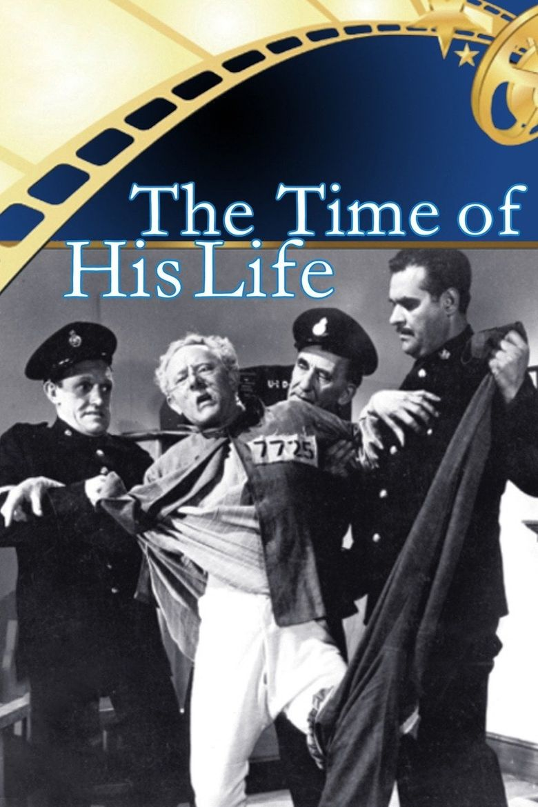 The Time of His Life Poster