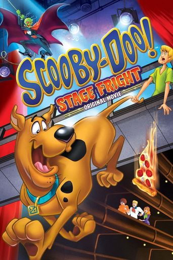 Scooby-Doo! Stage Fright Poster