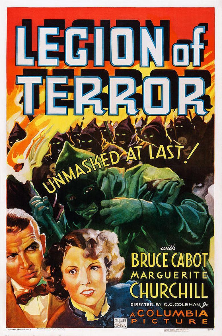 Legion of Terror Poster