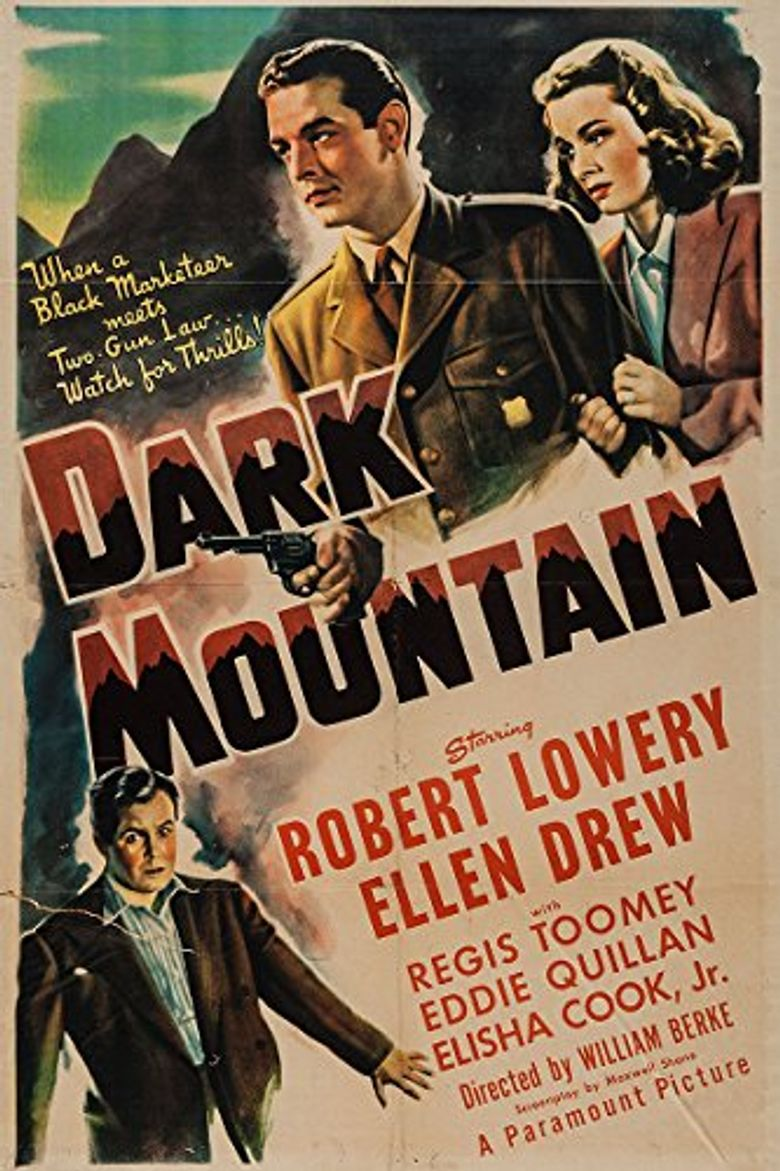 Dark Mountain Poster