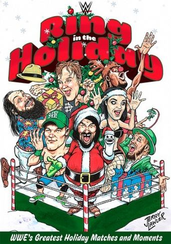 WWE: Ring in the Holidays Poster