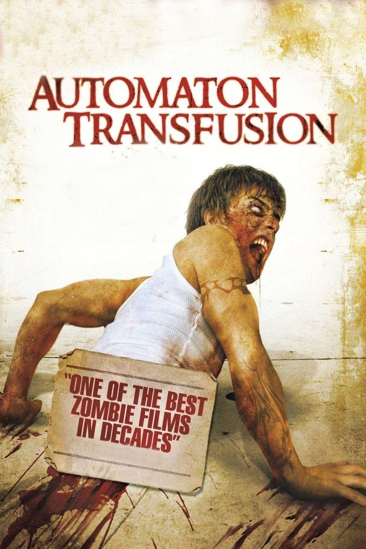 Automaton Transfusion Poster