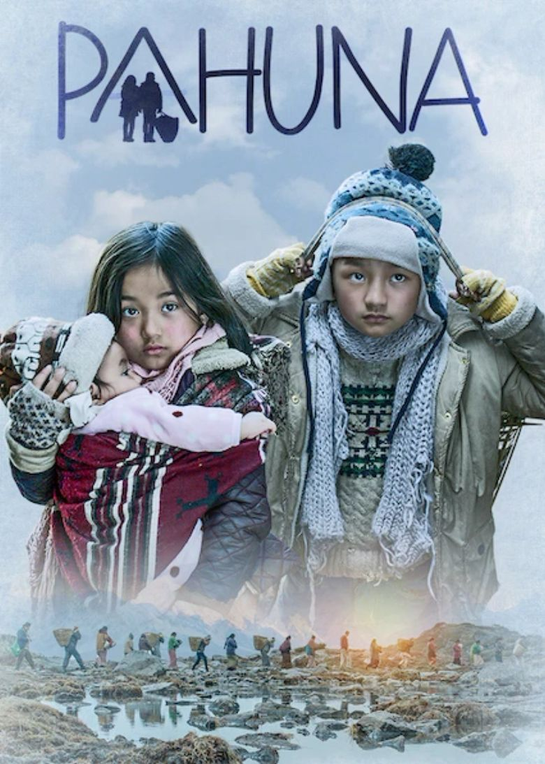 Pahuna: The Little Visitors Poster