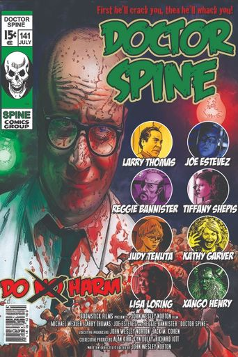 Doctor Spine Poster