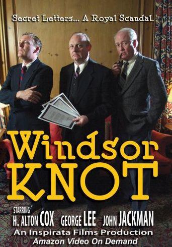 Windsor Knot Poster