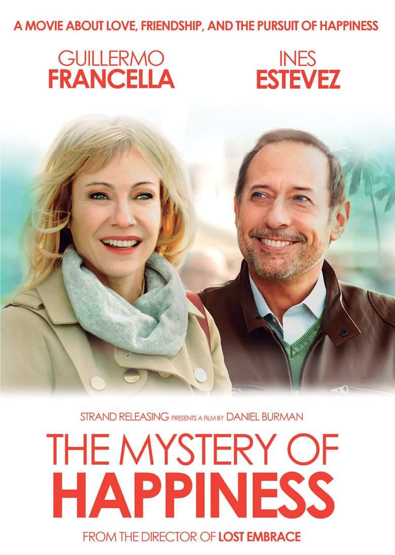 The Mystery of Happiness Poster