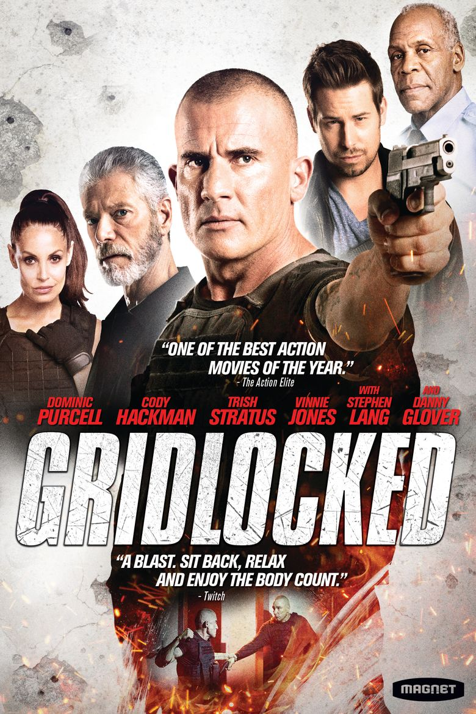 Gridlocked Poster