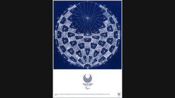 Tokyo 2020: XVI Summer Paralympic Games Poster