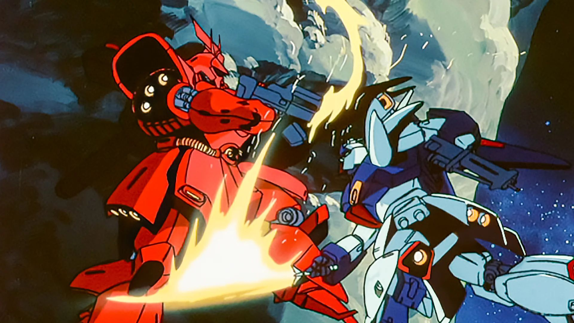 Mobile Suit Gundam Char S Counterattack 1988 Where To Watch It Streaming Online Reelgood