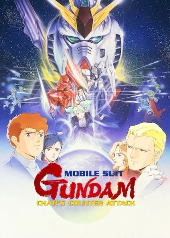 Mobile Suit Gundam: Char's Counterattack Poster