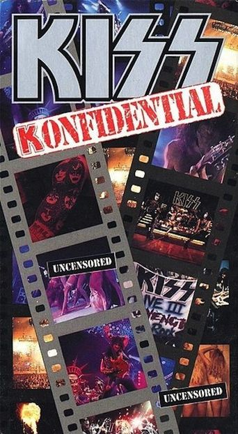 Kiss [1993] Konfidential Poster