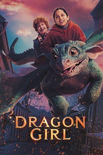 Dragon Girl Poster