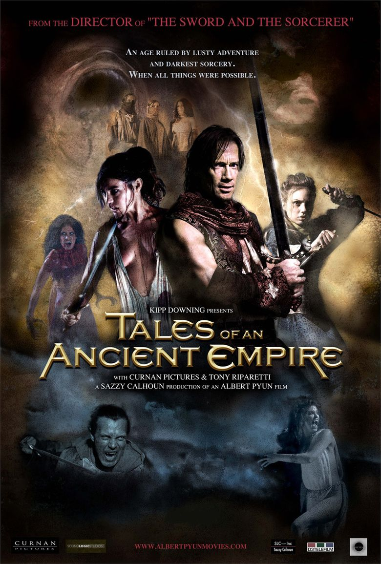 Watch Tales of an Ancient Empire
