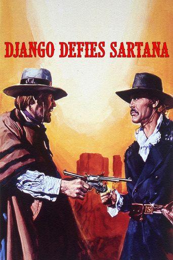 Django Defies Sartana Poster