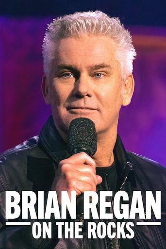 Brian Regan: On the Rocks Poster