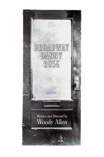 Broadway Danny Rose Poster