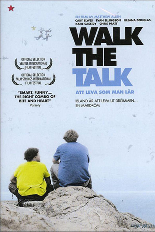 Walk the Talk Poster