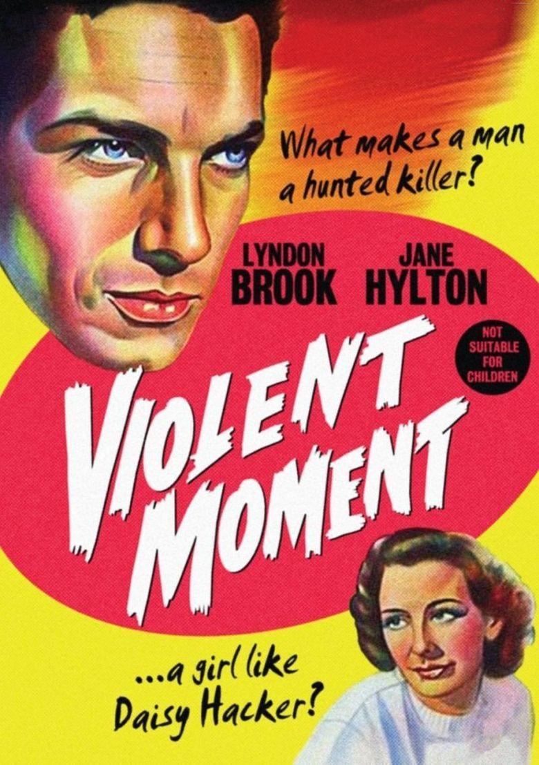 Violent Moment Poster