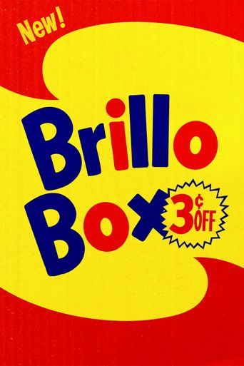 Brillo Box (3¢ off) Poster